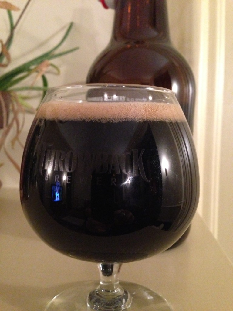 Red Rover Coffee Milk Stout