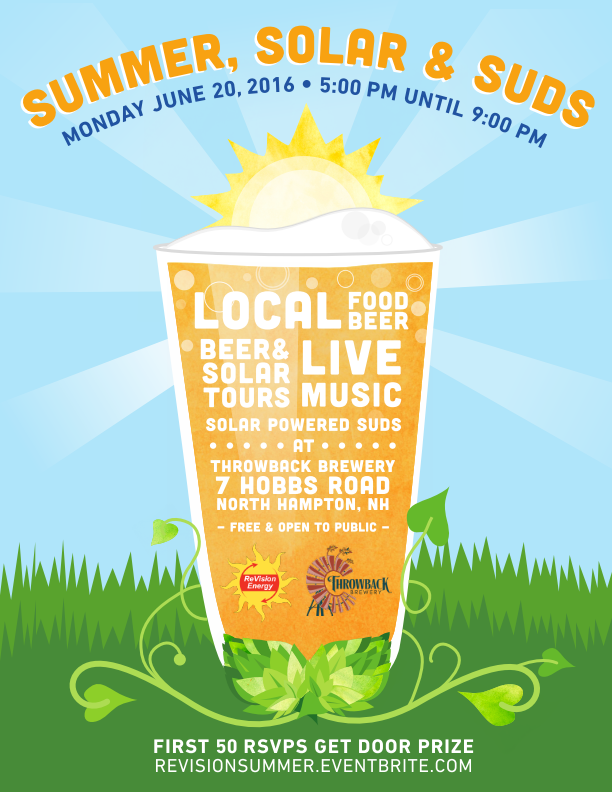Summer Solstice Party – June 20th 5-9pm