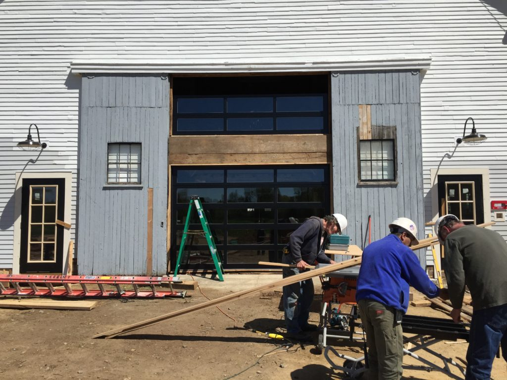 view of tap room from the outside