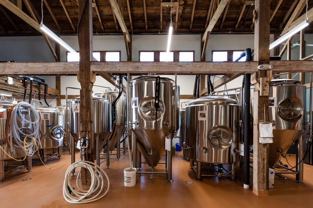 Our Fermenters